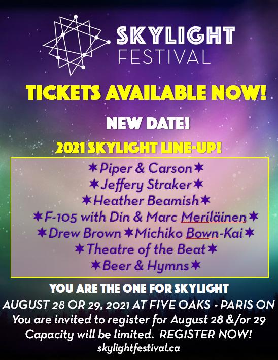 skylight 2021 lineup